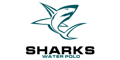 Sharks Water Polo Logaster Logo