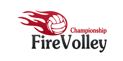 Fire Volley Logaster Logo