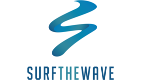 Surf the Wave Logo