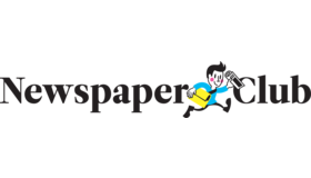 Newspaper Club Logo