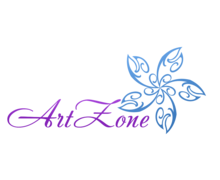 Art Zone Logaster Logo