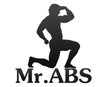 Mr Abs Logaster logo