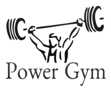 Power Gym Logaster logo