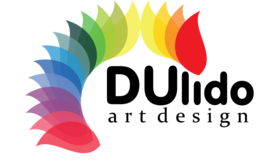 Dulido Art Design Logo