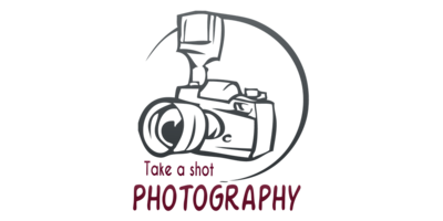 Take A Shot Photography Logaster Logo