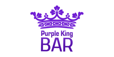 Purple King Bar Logaster Logo