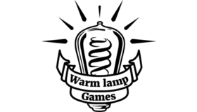 Warm Lamp Games Logo