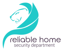 Reliable Home Logaster logo