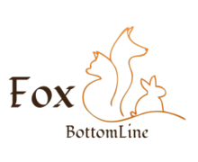 Fox Bottom Line Logaster logo