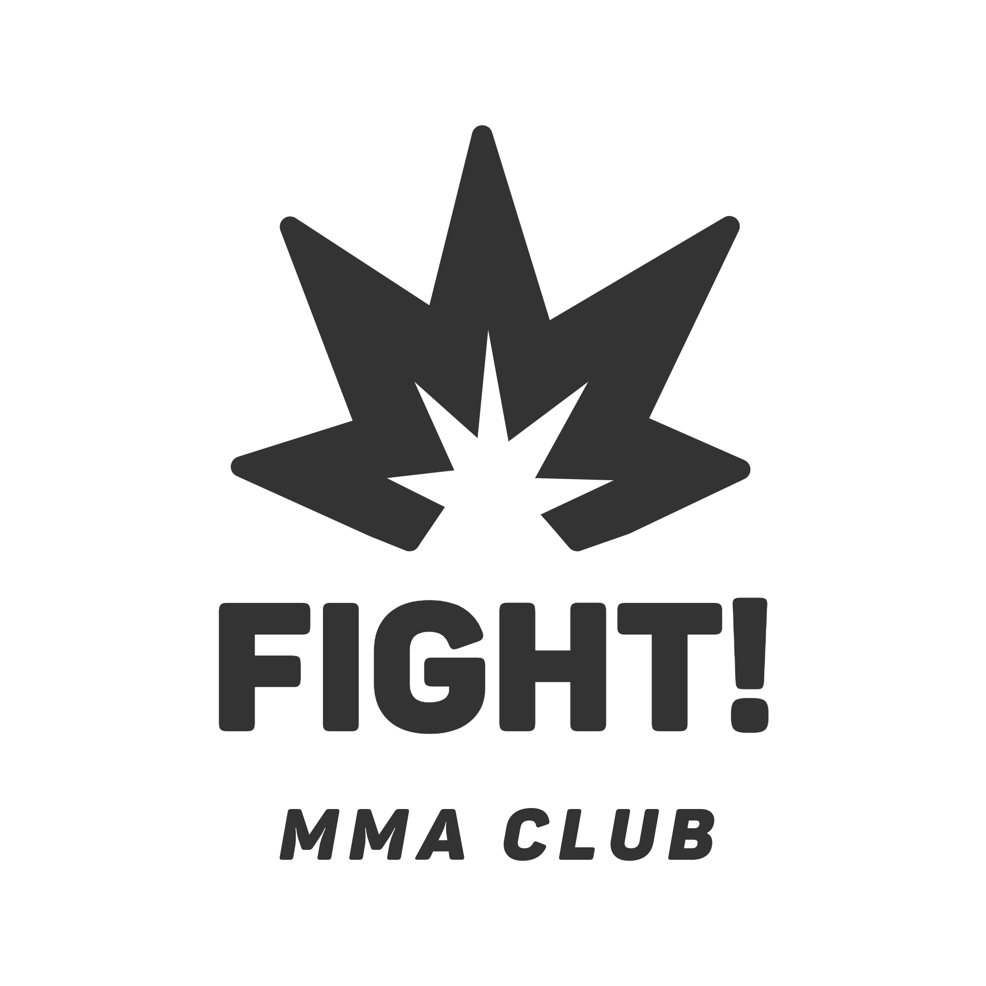 Fight MMA Club Logaster logo
