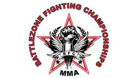 Battle Zone Fighting Championships Mma Logo