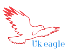 UK Eagle Logaster logo