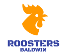 Baldwin Roosters Logaster logo