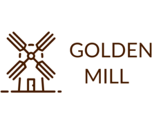 Golden Mill Logaster logo