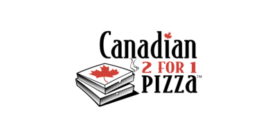 Canadian 2 For 1 Pizza  Logo