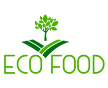 Eco Food Logaster Logo