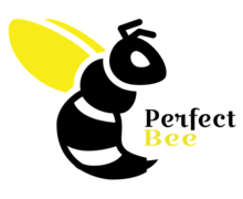 Perfect Bee Logaster logo