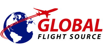 Global Flight Source Logo