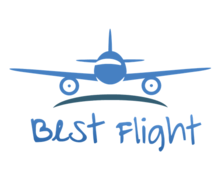 Best Flight Logaster Logo