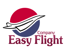 Easy Flight Logaster Logo