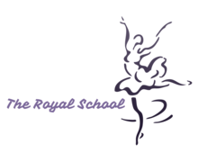 the Royal School Logaster logo