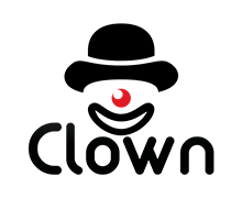 Clown Logaster Logo