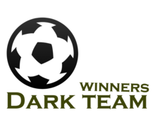 Winners Dark Team Logaster logo