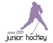 Junior Hockey Logaster logo