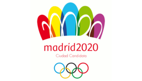Madrid-2020 Logo