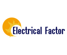 Electrical Factor Logaster Logo