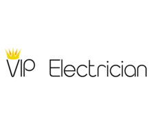 Vip Electrician Logaster Logo