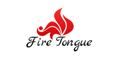 Fire Tongue Logaster Logo