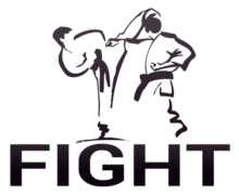 Fight Logaster Logo