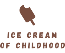 Ice Cream Logaster Logo
