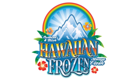 Hawaiian Frozen Logo