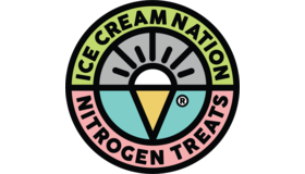 Ice Cream Nation Logo