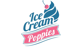 Ice Cream Poppies Logo