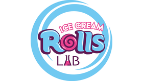 Ice Cream Rolls Lab Logo