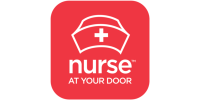 Nurse At Your Door Logo