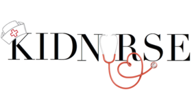 Kid Nurse Logo