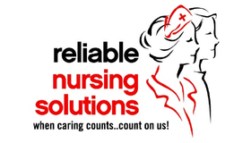 Reliable Nursing Solutions Logo