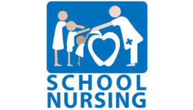 School Nursing Logo
