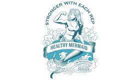 Healthy Mermaid Logo