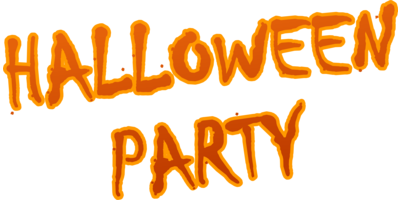 Halloween Party Logo