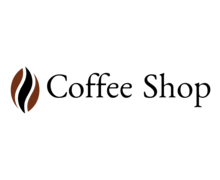 Coffee Shop Logaster Logo