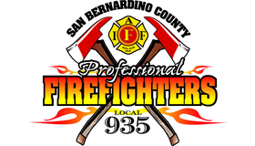 San Bernardino Professional Firefighters Logo