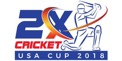 2x Cricket Logo