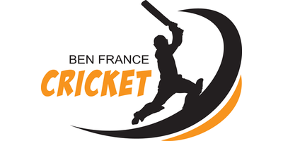 Ben France Cricket Logo