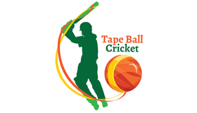 Tape Ball Cricket Logo