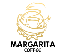 Margarita Coffee Logaster logo